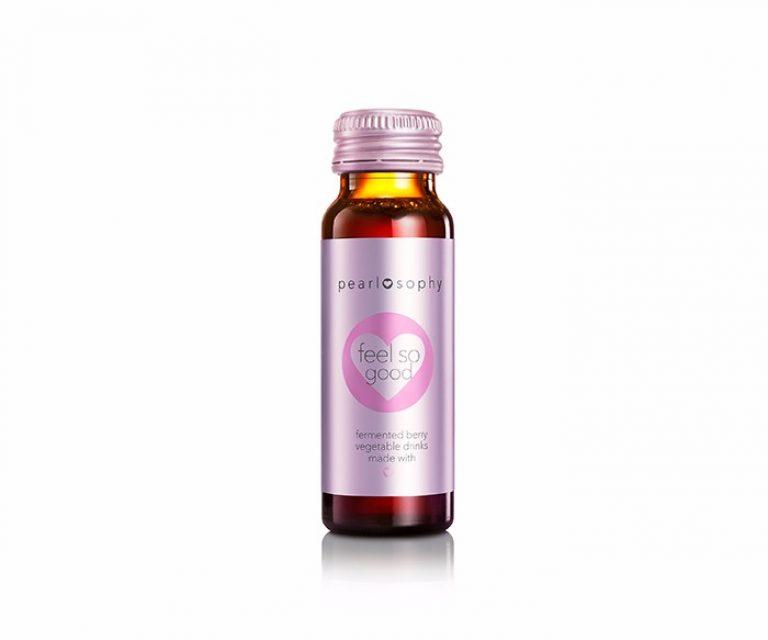 真珠美学 莓蔬发酵饮料